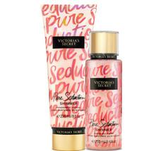 Victoria's Secret Pure Seduction Shimmer Lotion + Fragrance Mist Duo Set - $39.95
