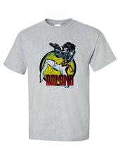 Domino t-shirt marvel X Force retro comics graphic tee cotton blend graphic tee image 2