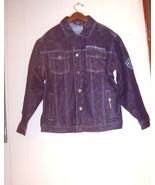 """""""Rocawear"""" Jean Jacket....Size L. 14/16 ...Cotton 100% - $14.49"""