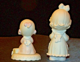 Precious Figurines Moments 2 Pieces AA-191819 Vintage Collectible image 2