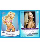 Chanel Ryan 2010 Bench Warmer Signature Series Card #75 - $1.00