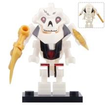Samukai the Skulkin general Ninjago Fire Temple Minifigures Block Toy Gift - $2.99