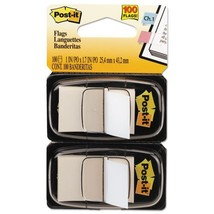 MMM680WE2 - Post-it Standard Tape Flags in Dispenser - €12,38 EUR