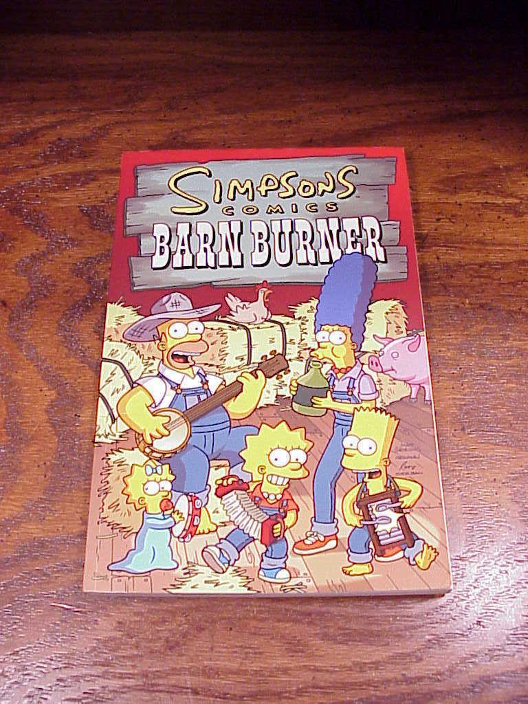 Simpsonscomic  1