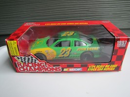 1997 NASCAR Racing Champions 1:24 Die Cast Stock Car Replica John Deere... - $28.04