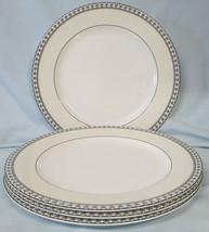 Charter Club Tuilleries Cream Dinner Plate set of 4 - $98.89
