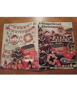 A Gingerbread Christmas Burdett Publications #D... - $3.50