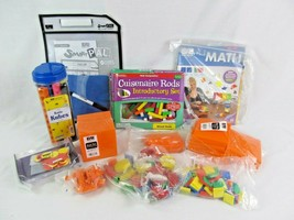 EAI Education Ole Miss Elementary Math Lot of Learning Tools Home School - $29.69