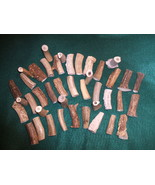 50 Antler Pen Blanks Any Size hole $5 Each - $250.00