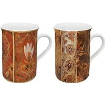 Konitz Tapestry Mugs, Set of 2 - £17.67 GBP
