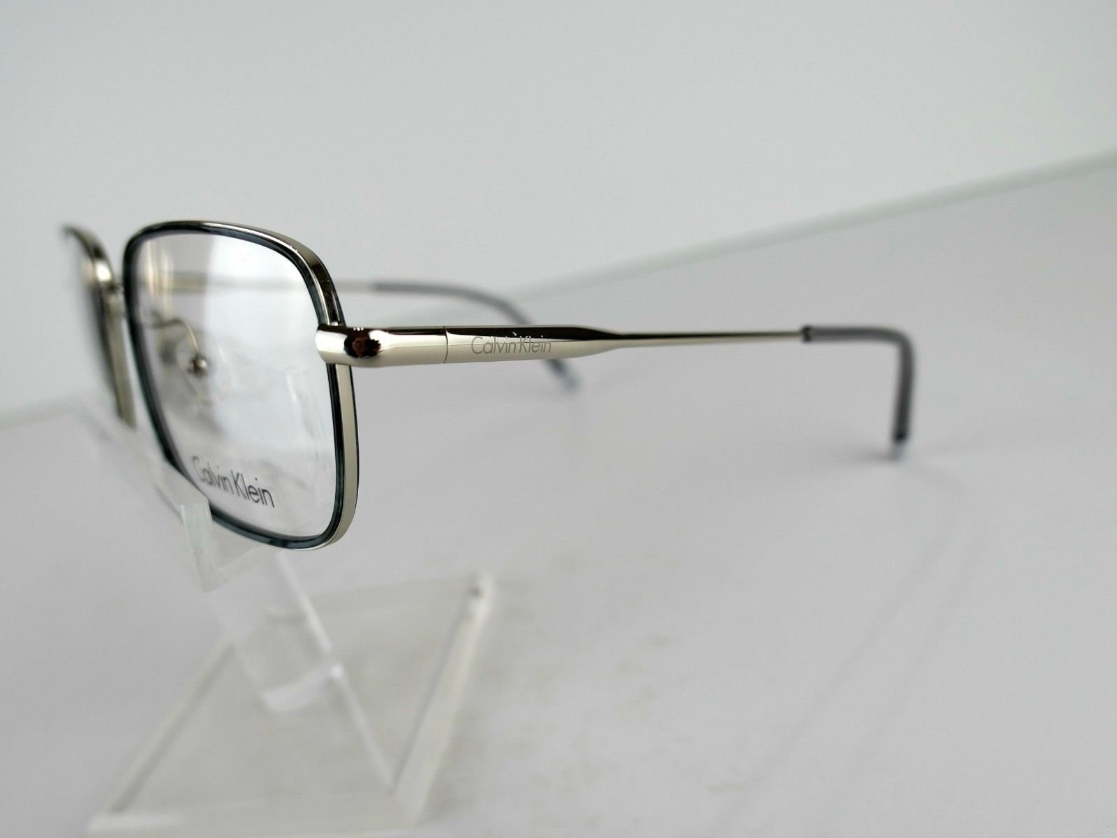 CALVIN KLEIN ck 5456 (037) Grey Havana / Silver  55 X 18 145 mm Eyeglass Frame