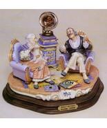 CAPODIMONTE Sweet Memories by Enzo Arzenton Italy Laurenz Sculpture - $627.54