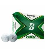 Bridgestone Tour B RXS Golf Balls-Dozen White - $56.59