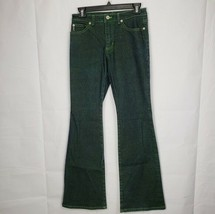 Guess Jeans Green Wash and Accents Boot Cut Size 26 - $10.34