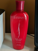 Avon Sensual Moments Body Lotion SEALED 7.6 fl oz  - $18.95
