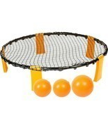 New--Nifty 2 on 2 Web Slammer Volleyball Game--FREE SHIPPING! - $29.58