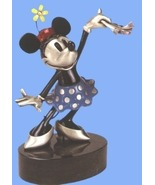 Disney Minnie Mouse  Pewter Limited Editon of 350  Figurine - $482.79