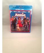 Annie Blu-Ray DVD New in Shrinkwrap - $12.69