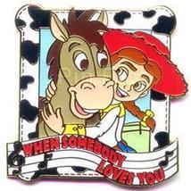 Disney Toy Story Jessie and Bullseye Error  Pin/Pins - $33.87