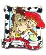 Disney Toy Story Jessie and Bullseye Error  Pin/Pins - $33.87