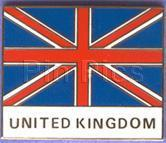 Primary image for Disney United Kingdom Showcase Cast Member only  flag Pin/Pins