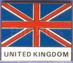Disney United Kingdom Showcase Cast Member only  flag Pin/Pins - $38.29