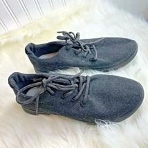 J Sport Womens Sz 9.5 M Gray Jambu Memory Foam Shoes Lace Tie Up - $27.76