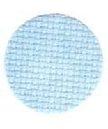 Bluebell 14ct Hand Dyed Jobelan Aida 36x26 (1/2yd) cross stitch fabric W... - $28.80