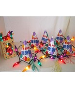 CHILI PEPPER PARTY STRING LIGHTS - HOT PARTY 35 - R,Y,G,P -- CINCO MEXIC... - $30.00