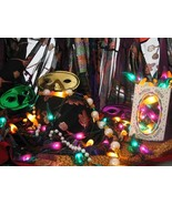 CHILI PEPPER PARTY STRING LIGHTS - MARDI GRAS 35 - PYG -- CINCO MEXICAN ... - $30.00