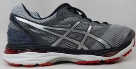 Asics Gel Cumulus 18 Size US 13 M (D) EU 48 Men's Running Shoes Red Gray T6C3N