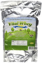 Well Wisdom Proteins Vital Whey Natural, 2.5 Pound - $79.29
