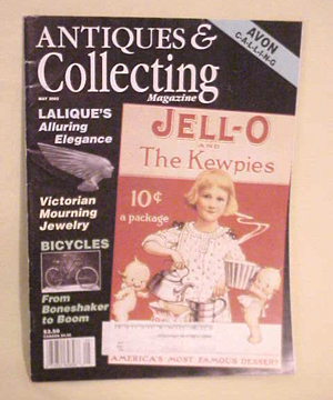 Primary image for Antiques and Collecting Magazine May 2002