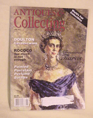 Primary image for Antiques and Collecting Magazine June 2002