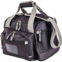 Black Cooler Lunch Bag with Zip-Out Liner by Extreme Pak™  - $16.35