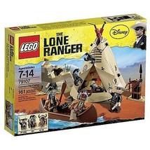 Lego The Lone Ranger Comanche Camp 79107 161 pcs - $66.02