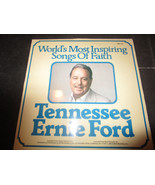 Tennessee Ernie Ford World's Most Inspiring Songs of Faith - $3.91