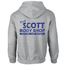 073 Keith Scott Hoodie funny body tv show shop costume vintage retro new - $30.00+