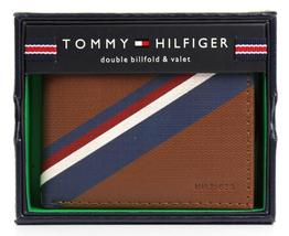 Tommy Hilfiger Men's Premium Leather Credit Card ID Wallet Passcase 31TL130012 image 9
