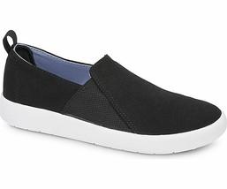 Keds WF58213 Women's Studio Liv Jersey Sneaker Black Size 6.5 - $39.59