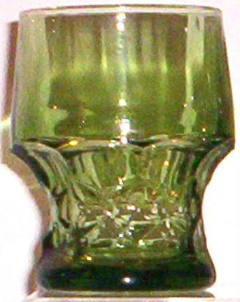 Primary image for MID CENTURY MODERN 1960'S RETRO--ANCHOR HOCKING GLASS