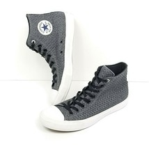 Chuck Taylor All Star Thunder Gray Mesh Shoes 154020C Mens Size 10.5 Sneakers - $46.29