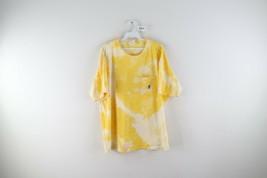 Vintage 90s Walt Disney World Mens XL Mickey Mouse Pocket Acid Wash T-Shirt USA - $39.55