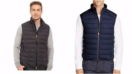 Save The Duck Mens Quilted Stretch Plumtech Ultralight Puffer Vest $235 - $99.99