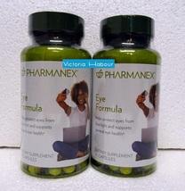 Two pack: Nu Skin Nuskin Pharmanex Eye Formula 60 Capsules SEALED x2 - $85.00