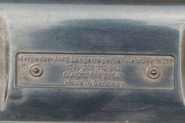 00-02 Mercedes Benz W210 E430 E55 AMG Side Skirt L&R image 5