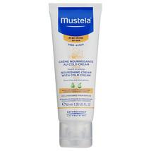 Mustela Nourishing Cream With Cold Cream Face 1.35 oz / 40 ml  - $14.83