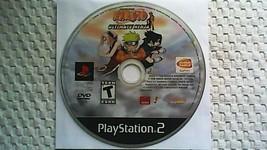 Naruto: Ultimate Ninja (Sony PlayStation 2, 2006) - $4.85