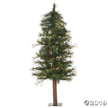 Vickerman 6' Mixed Country Alpine Christmas Tree - Unlit - $111.50
