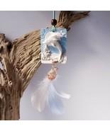 Aroma Stone, handmade, home decor- Dolphins at Sea - $13.86